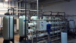Водоподготовка для линий розлива воды