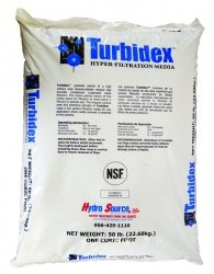 Turbidex Filter Medio
